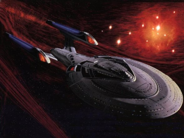 NCC-1701-E USS Enterprise