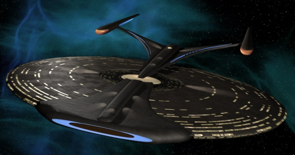 NCC-1701-J USS Enterprise