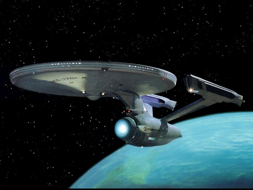 STAR TREK:HISTORIA DE LAS NAVES ENTERPRISE (5/6)