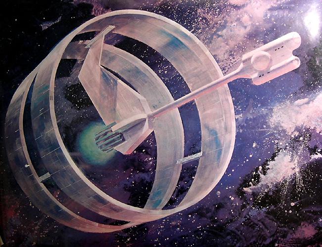 STAR TREK:HISTORIA DE LAS NAVES ENTERPRISE (2/6)