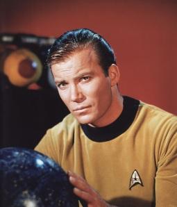 Star Trek Captain Kirkbis