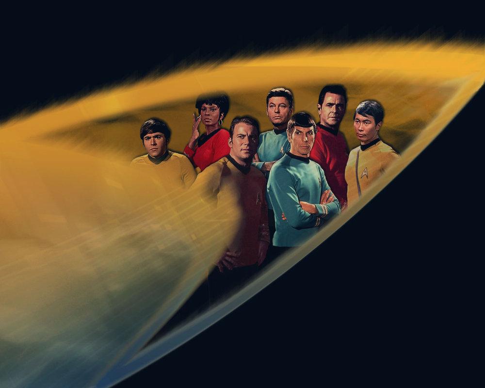 STAR TREK TOS 45th ANNIVERSARY (LA SERIE ORIGINAL 45 ANIVERSARIO) (3/6)