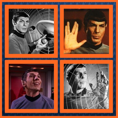 mi vida con spock collage