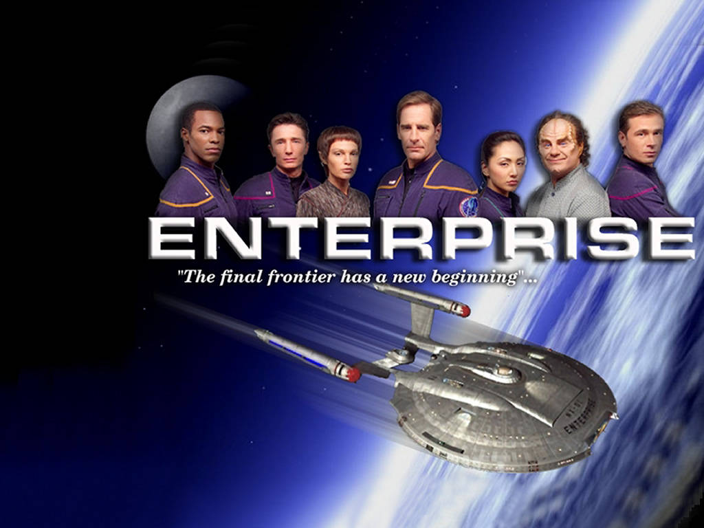 Star Trek Enterprise Las Crónicas De Star Trek The Chronicles Of Star Trek