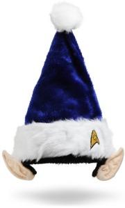 Gorro-Navidad-Spock
