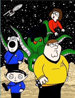 FAMILY_GUY_STAR_TREK_by_phymns