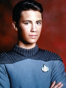 Star Trek: The Next GenerationWil Wheatonas Wesley Crusher
