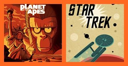 page apes star trek