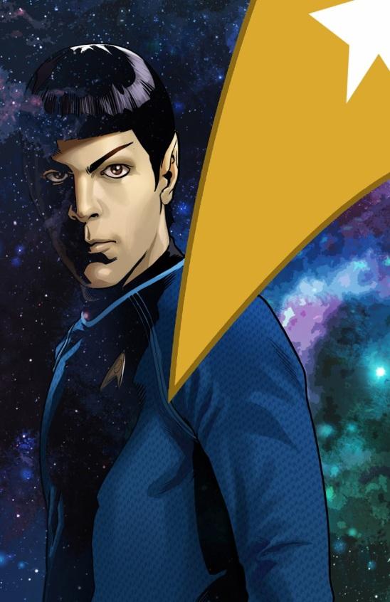 Star Trek Contagem regressiva para a Escuridão _3 David Messina