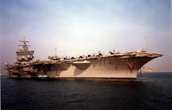 CVN 65 ENTERPRICE